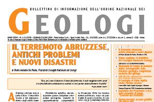 Bollettino Geologi gen-giu 2009