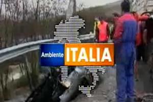 """A TGR """"Ambiente Italia!"""" il punto sul Dissesto Idrogeologico nel nostro Paese"""