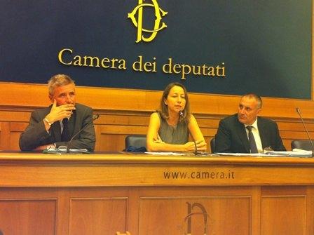 Conferenza Stampa dei Geologi alla Camera dei Deputati sul Decreto Sviluppo