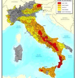 Rischio sismico, oltre il 60% degli edifici costruiti prima delle norme del 1974