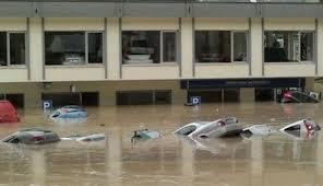 L'allerta degli esperti: oltre 21mila gli edifici umbri a rischio idrogeologico