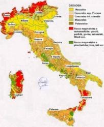 """Appello dei geologi: """"l'Italia è l'unico Paese dove non esiste un Servizio Geologico Nazionale"""""""