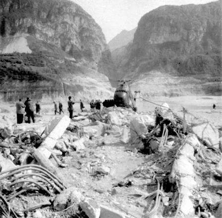Ambiente: 50 anni da Vajont; geologi, 2013 dedicato a tragedia