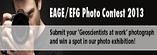 Concorso Fotografico: EAGE/EFG photo contest 'Geoscientists at work'