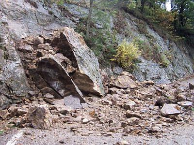 Oltre 6mila comuni italiani a rischio idrogeologico, l'82% del totale