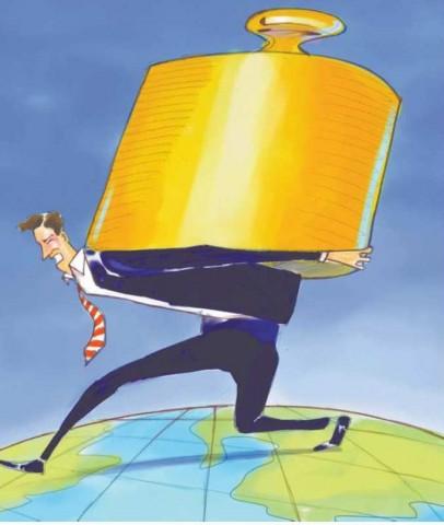 La crisi pesa sempre di più su tecnici e avvocati