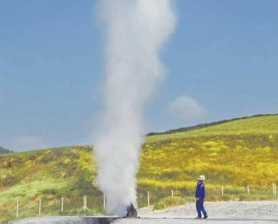 La geotermia scopre l'acqua tiepida