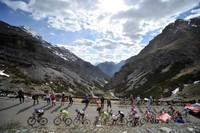I geologi al Giro d'Italia '13 per far conoscere i luoghi