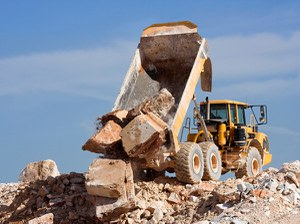 Terre da scavo, conta l'attività