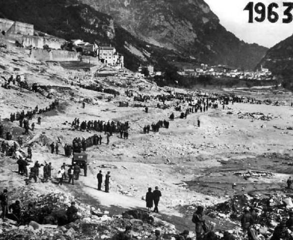 "Vajont, il sindaco di Longarone perdona i geologi e ingegneri: ""Errori involontari"""