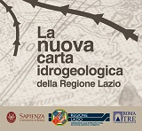 La nuova carta idrogeologica della Regione Lazio