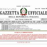 """Legge di conversione del decreto-legge """"del Fare"""": pubblicata sulla Gazzetta Ufficiale"""