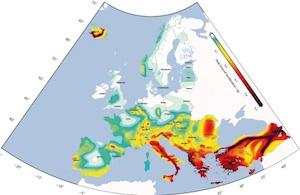I geologi: ecco la nuova mappa sismica
