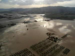 """Toscana ancora allagata. Rossi: """"Stato di emergenza"""""""