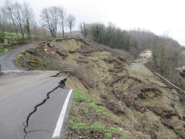Banca dati per le frane, la Regione firma l'intesa con l'Ordine dei geologi