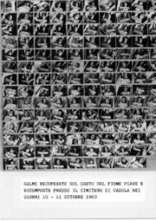 Vajont: a 50 anni di distanza le foto che annunciavano il disastro
