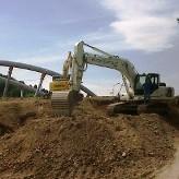 Marche: nuova modulistica terre e rocce da scavo
