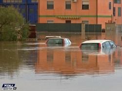 Maltempo in Sardegna, dichiarato lo stato di emergenza
