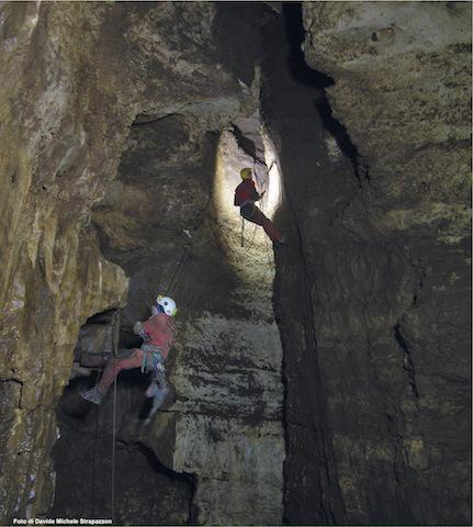 """La grotta Rotolo-Boscia un """"tesoro"""" ancora da scoprire"""