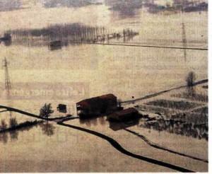 Alluvione a Modena: un disperso, 600 sfollati