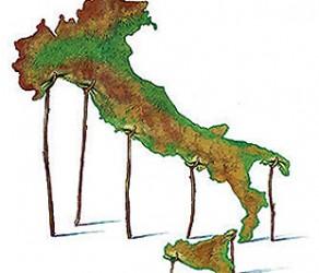 """Maltempo: l'Italia frana, ma la cura del territorio resta un tema da """"ambientalisti"""""""