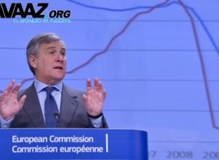 """Nubi sul clima dell'Europa, c'è la petizione a Tajani per l'accordo: """"Fai la cosa giusta"""""""