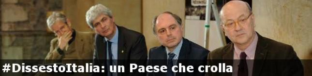 #dissestoItalia: ANCE-CNAPPC-GEOLOGI–LEGAMBIENTE lettera a firma congiunta al Presidente Napolitano