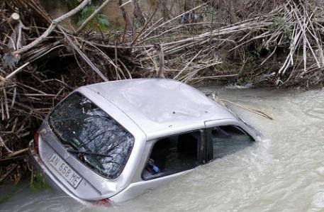 Piogge, in Sicilia annega in auto bimba di 7 anni