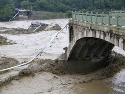 Ponti, un modello di valutazione del rischio per inondazioni e terremoti