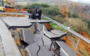 Geologi, dalle frane le conseguenze disastrose per il Paese
