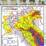 """Terremoti, in Italia la """"pericolosità sismica"""" è troppo sottovalutata: alcune evidenze per il centro/nord"""