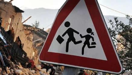 Vecchie e pericolose, 24 mila scuole a rischio sismico