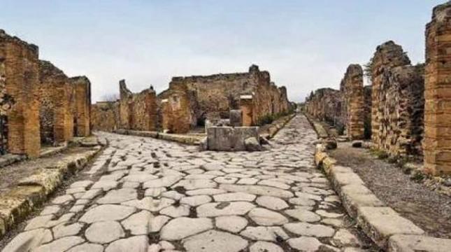 La Ue: fondi per Pompei a rischio