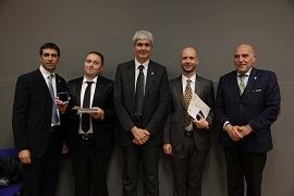Premio di Laurea AVUS: il saluto del Presidente Graziano