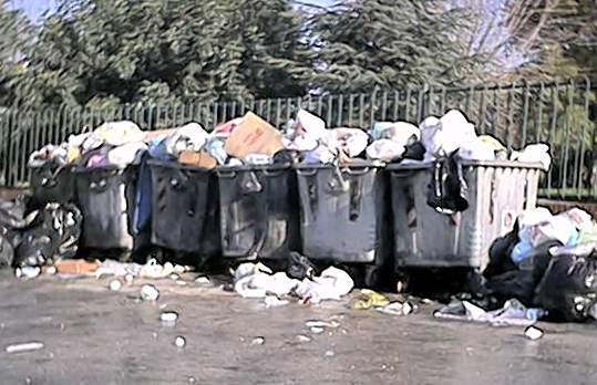 Gestione rifiuti ad alto rischio