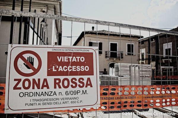 Terremoto Abruzzo: geologi, il 3/04 conf. stampa congiunta scienziati e genitori degli studenti vittime de L'Aquila