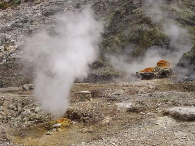 Eruzione, Chiaia e Posillipo aree a rischio