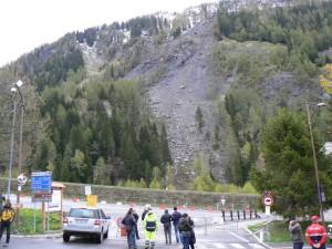 Frana Courmayeur, geologi: la prevenzione è l'unica strada contro i rischi