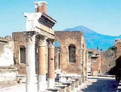 Un sistema anti-crolli a Pompei