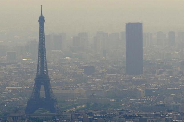 """""""Le smog"""" parigino sta minacciando Londra"""