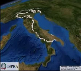 Geologiro 2014. Il giro d'Italia raccontato dall'ISPRA