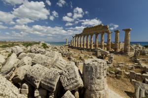 INGV: identificata la faglia in Sicilia che distrusse Selinunte