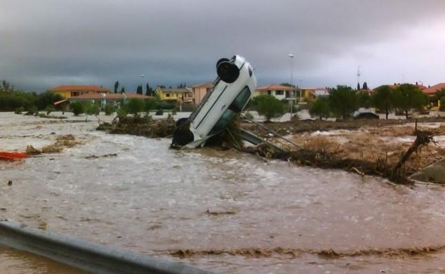 Un parco dopo l'alluvione Sardegna, svolta ambientale