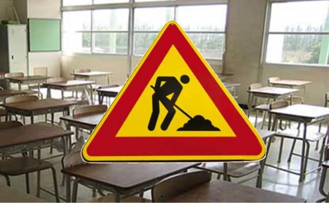 Chiudono le scuole, aprono i cantieri: a luglio 7mila interventi