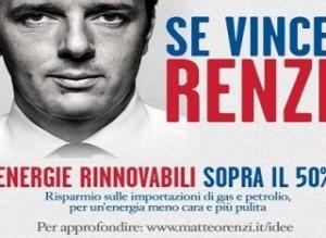 Greenpeace, Legambiente e Wwf a Renzi: «L'Europa faccia di più su clima e energia»