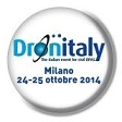 Dronitaly: l'evento professionale italiano dedicato  alla filiera dei droni civili