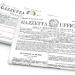 Gazzetta Ufficiale: Recepimento direttiva 2012/27/UE sull'efficienza energetica