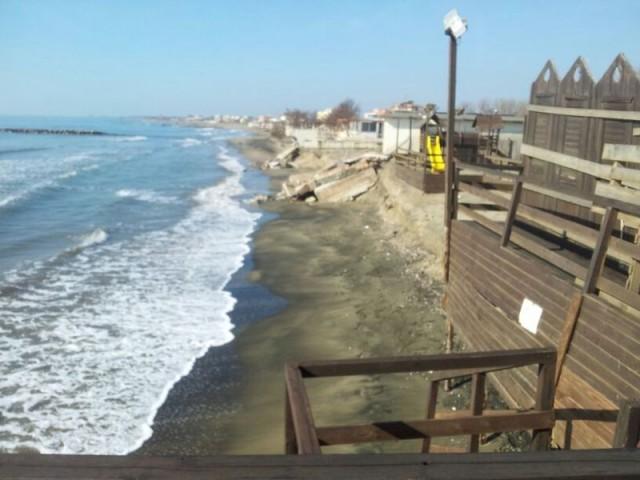 Allarme erosione in Italia, a rischio una spiaggia su tre