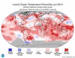 In Italia pioggia e maltempo, ma nel mondo è stato il quarto luglio più caldo della storia