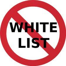 """Rischio caos sulle """"white list"""""""